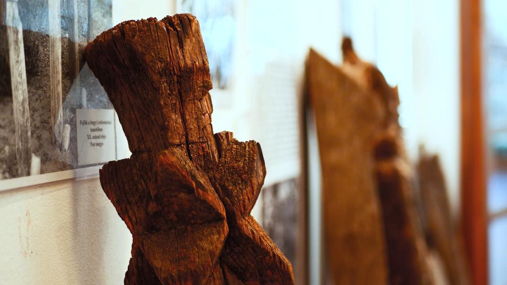 Az Erdélyi Gyülekezet Kopjafa-gyűjteménye